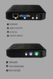 China Ncomputing thin client on sale