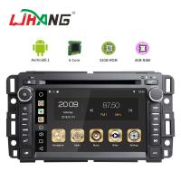 China 8 Core Vehicle Dvd Player , Radio Stereo WIFI BT GPS Double Din Dvd Player on sale