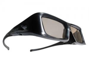 China Projectors Accessories - High Transmittance 3D Active Shutter Glasses, Fully Compatible on sale