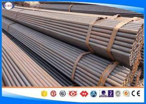 Quality Hollow Carbon Steel Tubing , Construction Galvanized Steel Pipe STK500 for sale