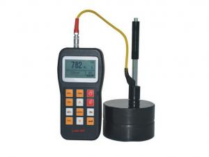 China Economical Leeb Portable Metal Hardness Tester Back - Light LCD With D Impact Device on sale