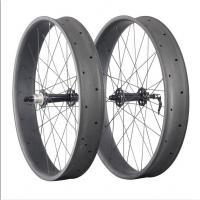 Powerway Black Hub 90mm Custom Fat Bike Wheels ,Snow 26 Inch Fat Bike Wheels