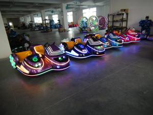 China Hansel kids play items children game machine amusement park motorobike rides on sale