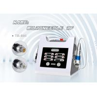 Vertical Fractional Micro needle RF Wrinkle Removal Face Lifting Machine