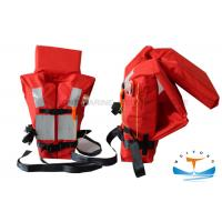 China Polyester Oxford Marine Safety Equipment Life Jacket OEM ODM Availble on sale