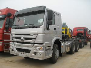 China 371 Horse Power Howo 6x4 Tractor TruckFor Towing All Kinds Semi Trailer on sale
