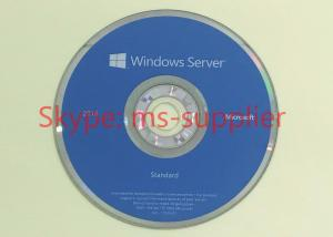 China Original Windows Server 2016 OEM Data Center CD DVD Version P73-06165U2 on sale