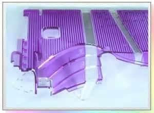 China Customizable PP, PS, ABS Double Shot Molding, Dual injection mold with ODM on sale