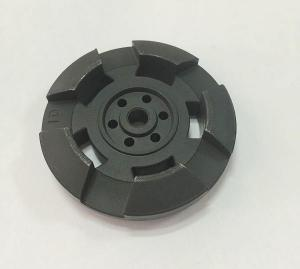 China FC -0208 Shock Base Valve hardness 65-95HRB no burr and appearance defect on sale