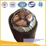 Hot Sale 4x185mm2 Cu/XLPE/SWA/ PVC Insulated Steel Wire Armoured Power Cable