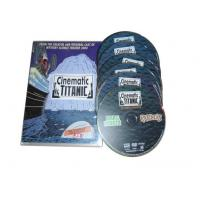 DVD Series Box Sets Cinematic Titanic Blindspot Hickok 2017 Going in Style