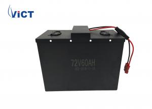China 72V 60AH Lithium Ion Solar Battery For Home Electronics on sale