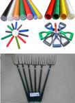 pultruded frp handles for garden fork,fiber glass handles for fork