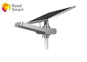 China 3000K-6500K Solar Parking Lights Outdoor Solar Light Street Lamp With Sensor on sale