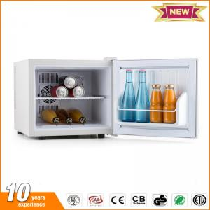 ... Quality 20L Hotel Mini Fridge Glass Door Thermoelectric Small  Refrigerator Price With Lock For Sale ...