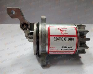 China 12V 24V Electric Motor Actuator Deutz Diesel Engine Parts 110 Series ACD110-12/24 on sale