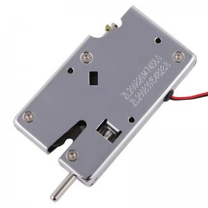 China Bath Centers Electric Distribution Box Lock Intermittent Solenoid RoHs Certificated on sale