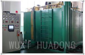 China Energy Saving High Temperature Furnace Lightweight For Copper Bar Annealing on sale