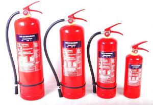 China Professional Portable Fire Extinguishers 5 kg DCP Fire Extinguisher CE Standard on sale