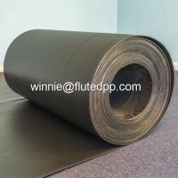 China Polypropylene corrugated plastic rolls on sale