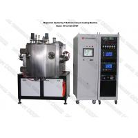 China Metal Watches And Jewelry Gold Plating Machine With UL Standard on sale