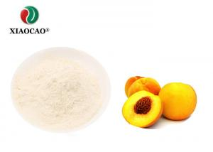China Strong Taste Dried Passion Fruit Powder , Freeze Dried Peaches Bulk Vitamin C on sale