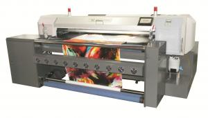 China SD1600-1638H Belt Type Digital Textile Printer on sale