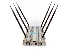 China High Precision Indoor Wifi Signal Jammer 6 Bands With 90w High Power on sale