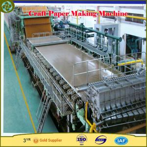 China Fluting paper making machine on sale