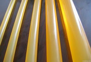 China Low Cost Engineering Plastics , Flexible PU Rod For Automobile on sale