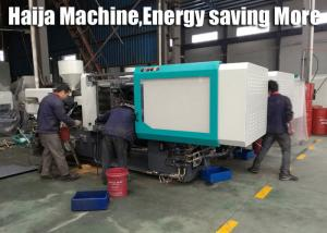 China Hydraulic Type PVC Pipe Fitting Injection Molding Machine With Servo System on sale