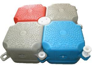 Quality Понтон HDPE для стыковок шлюпки for sale