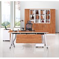 Luxury Front Reception Desk For Office / Lighter Weight Modern Salon Furniture