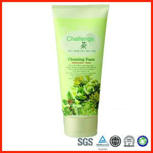 China Green Tea Facial Cleanser for Oily Skin on sale