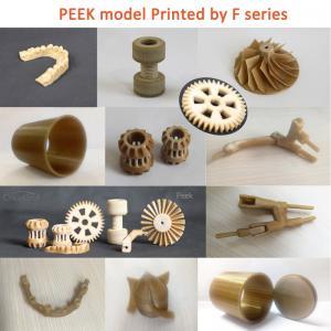 China Single Nozzle Mini Version Carbon Fiber 3D Printer 160*160*200mm Build Volume on sale
