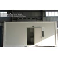 Expandable 20ft Container House / Mobile Modular Homes with 0.5mm Color Steel Wall