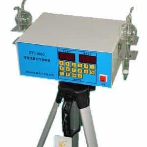 China Intelligent dual atmospheric sampler ETT2000A 0.1 -1.5 L/min on sale