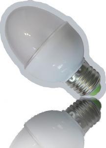 China 1W 80lm 220 Volt SMD Eco Friendly LED Light Bulbs 2800k / 6400k For House Lights on sale
