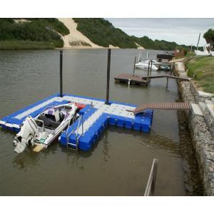 Quality HDPE pontoon for boat docks for sale