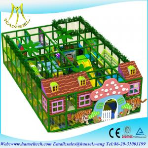 China Hansel theme park equipment for sale party places for kidsindoor play centre equipment for sale cheap playhouses sales on sale