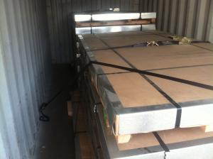 China PVC coated SS Sheet 2B HL 1219mm Width , Alloy 630 Stainless Steel on sale