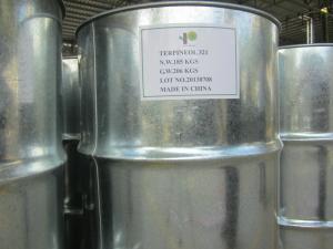 China 8000-41-7 Terpineol Perfume Raw Materials , Clear Liquid C10H18O Terpineol on sale