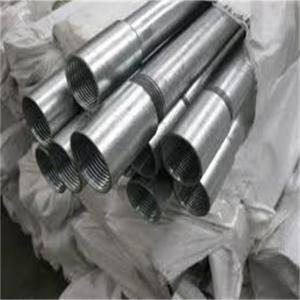 China Threaded Galvanized Steel Pipe / 2 Inch Galvanized Tubing 10mm 20mm on sale