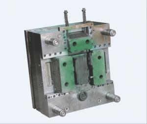 China Custom Made Polished Zinc / Zinc Alloy Die Casting Molding Mutli - cavities OEM on sale