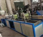 Heat Shrinkable PVC Film Making Machine , PVC Blowing Machine Width 8-40mm
