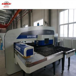 China High Precision CNC Hydraulic Hole Punching Machine CE Approved on sale