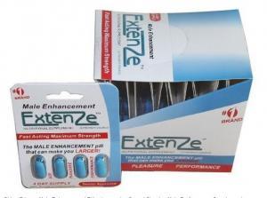 Extenze Enlargement Pills Increasing Sexual Stamina Male Performance