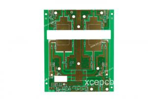 China Fr4 High Speed Multilayer HDI PCB Board Fabrication With Impedance Control on sale