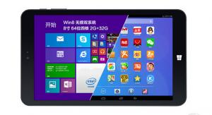China Newest 8 Inch Window 10 Tablet PC Linux Android System Z8350 1.84GHz Tablet PC 1280*800 RAM 2GB ROM 32GB HDMI Factory on sale