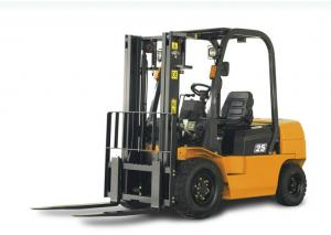 China Hangcha DIESEL Industrial Forklift Truck / Durable  loading forklift on sale